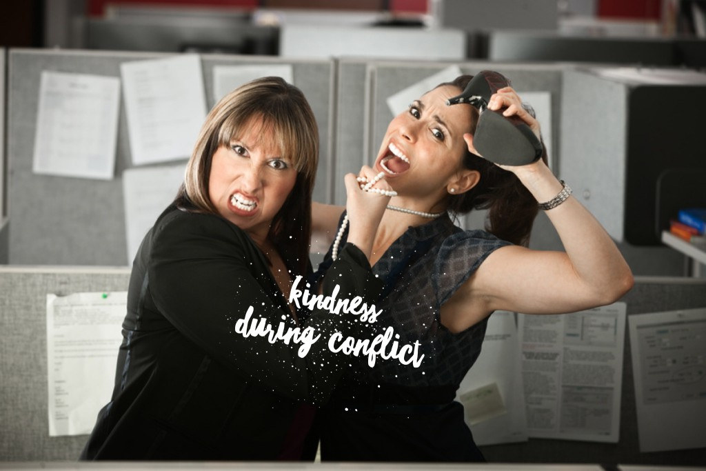 Kindness Conflict Pic