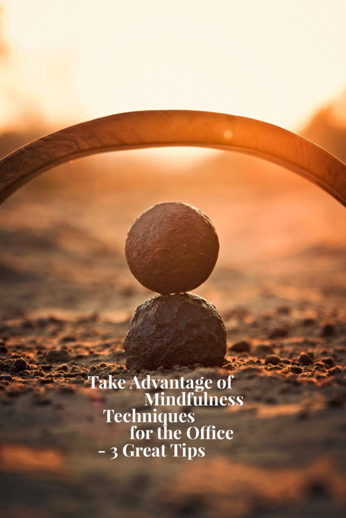 3 mindfulness techniques